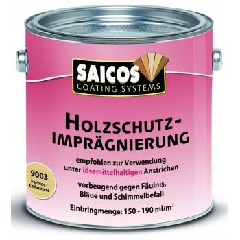 SAICOS HOLZSCHUTZ-IMPRAGNIERUNG защитная пропитка для древесины