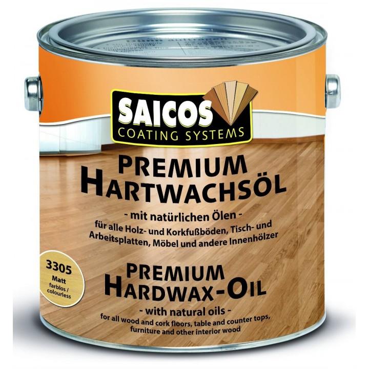 SAICOS HARTWACHSOL PREMIUM масло с твердым воском