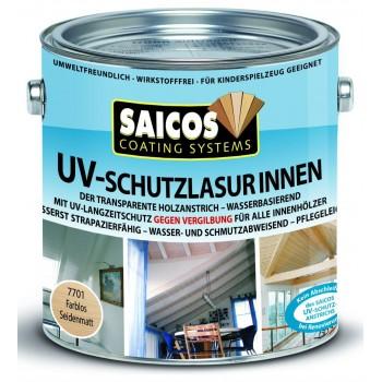 SAICOS UV-SCHUTZLASUR INNEN лазурь с защитой от УФ-лучей для внутренних работ
